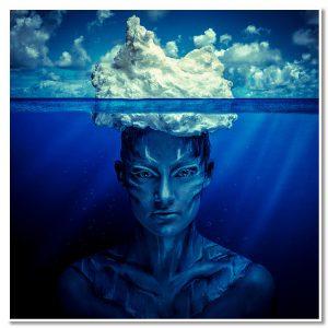 Unknown mind print