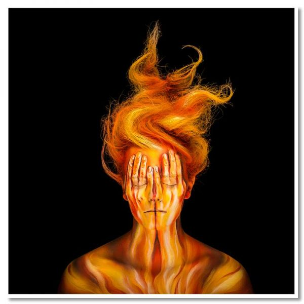 Burn print